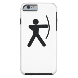 ARCHERY | cool sport icon Tough iPhone 6 Case