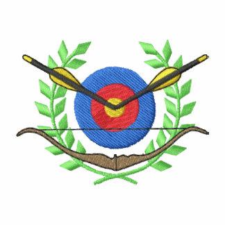 Archery Crest Embroidered Shirt