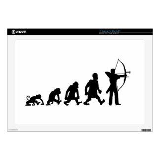 "archery darwin 17"" laptop decal"
