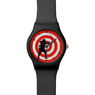 Archery Design Watch