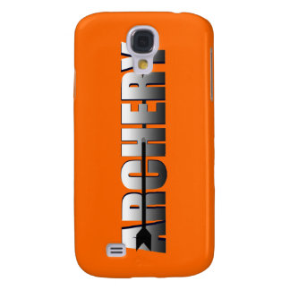 Archery gifts for Bow and Arrow addicts Samsung Galaxy S4 Cover