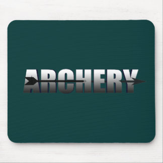 Archery gifts for Bow and Arrow addicts Mouse Pad