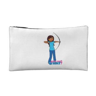 Archery Girl Cosmetics Bags