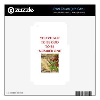 archery iPod touch 4G skin