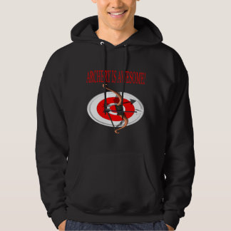 Archery Is Awesome Hoodie