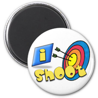 ARCHERY ~ iSHOOT - I SHOOT Magnet
