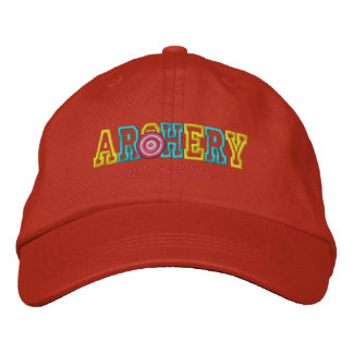 Archery Kid Embroidered Baseball Hat