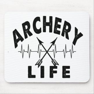 Archery Life Mouse Pad