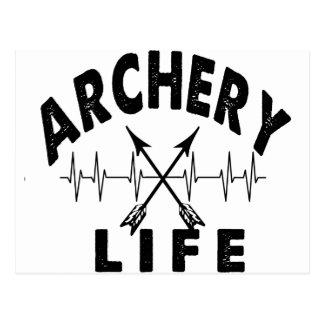 Archery Life Postcard
