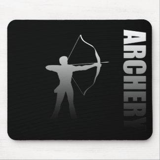 Archery London to Rio de Janeiro Archers Mouse Pad