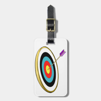 Archery Luggage Tags