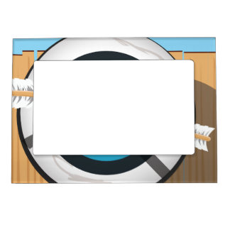 Archery Magnetic Picture Frame