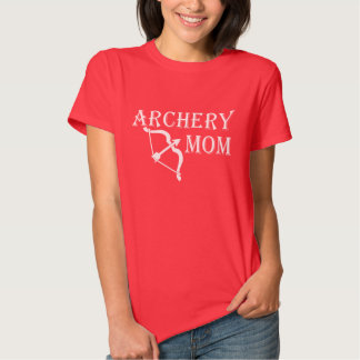Archery Mom T Shirt