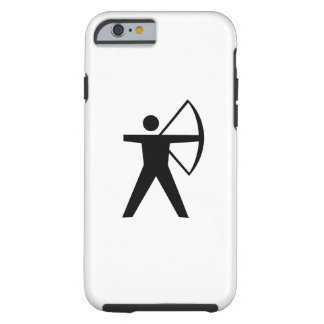 Archery Pictogram iPhone 6 Case