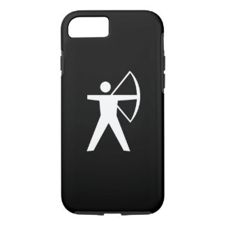 Archery Pictogram iPhone 7 Case