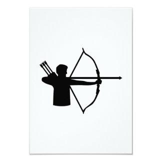 Archery player card