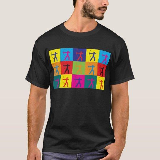 Archery Pop Art T-Shirt