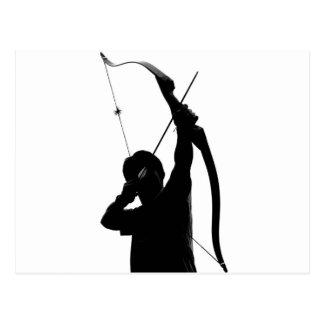 Archery Postcard