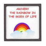 archery premium trinket box