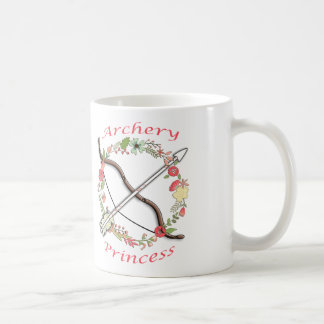 Archery Princess Bow and Arrow Mug