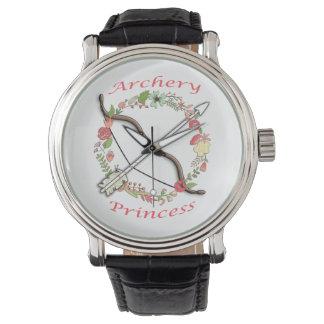 Archery Princess Watch