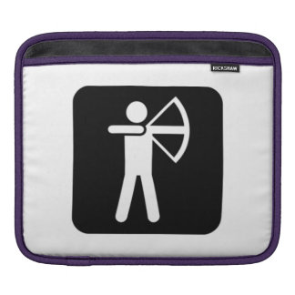 Archery Sign Sleeves For iPads