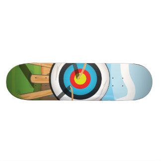 Archery Skateboard