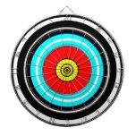 Archery Style Target Dart Boards