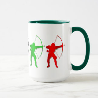 Archery Summer Games   Archer Sports Mug