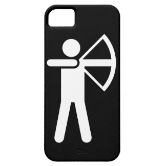 Archery Symbol iPhone SE/5/5s Case