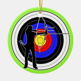 Archery & target 01