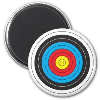 Archery Target 2 Inch Round Magnet