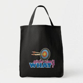Archery Target Tote Bag