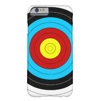 Archery Target Barely There iPhone 6 Case
