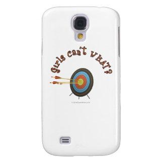 Archery Target Bullseye Samsung Galaxy S4 Covers