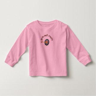 Archery Target Bullseye Toddler T-shirt