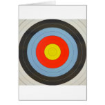 Archery Target Cards
