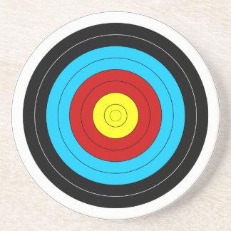 Archery Target Coaster
