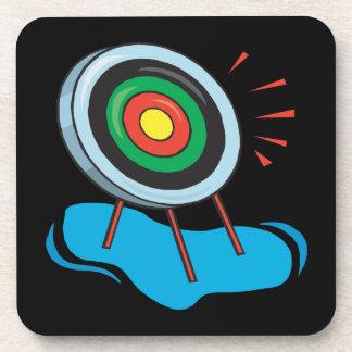 Archery Target Drink Coaster
