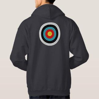 Archery Target Hoodie