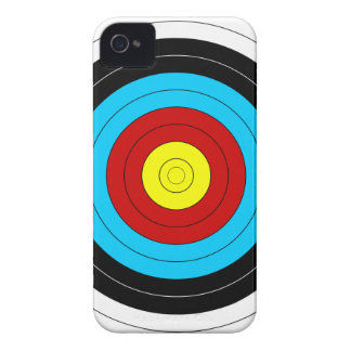 Archery Target iPhone 4 Case-Mate Case