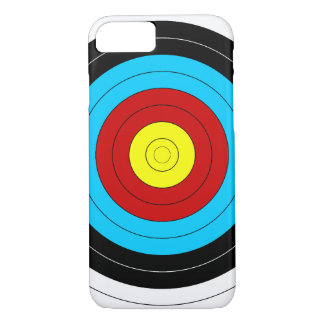 Archery Target iPhone 7 Case