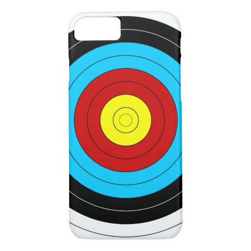 target iphone cases archery target iphone 7 zazzle 2924