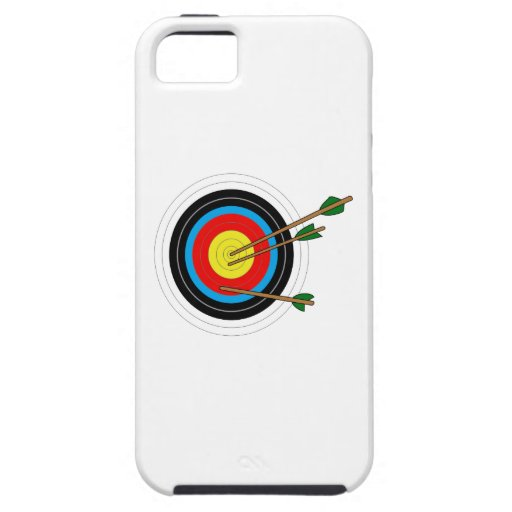 iphone 5s cases target archery target iphone se 5 5s zazzle 14770