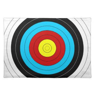 Archery Target Placemat