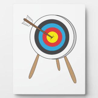 Archery Target Plaques