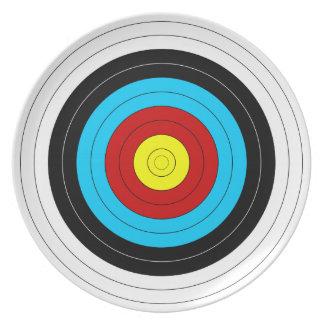 Archery Target Plate