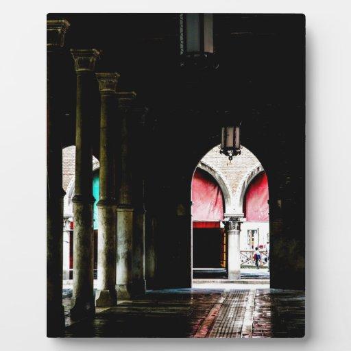 Arches0, Venecia Placas Con Fotos