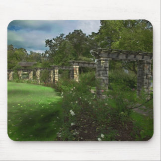 Arches at Jacob Loose Park Mouse Pad