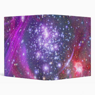 Arches Cluster the Densest Milky Way Star Cluster 3 Ring Binder